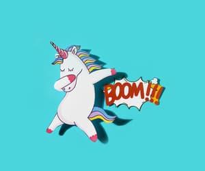unicorn, cute, and unicornio image