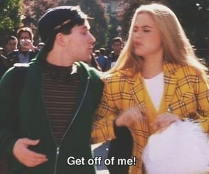 90s, movie, and Clueless image