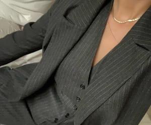 aesthetics, grey, and jacket image