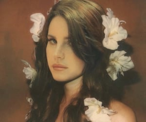 music, lana del rey, and girl image