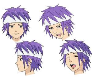 anime, saiki kusuo no psi nan, and saiki k image