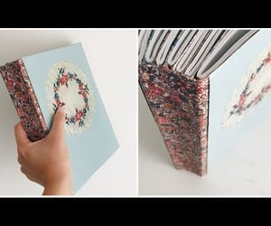 12x12, art journal, and beginner image