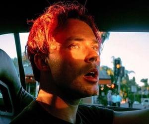 ashton, hair, and red image