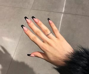 nails, fashion, and girl image