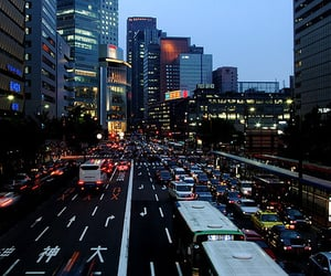 city, photography, and japan image