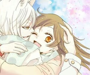 anime, tomoe, and couple image