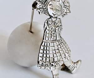 etsy, whimsy, and vintage brooch image