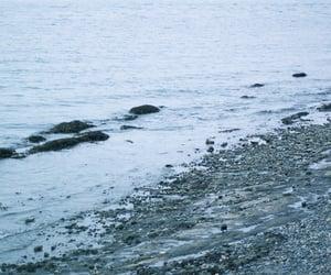 beach, escape, and nature image