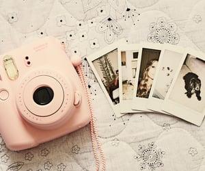 camera, cameras, and girly image