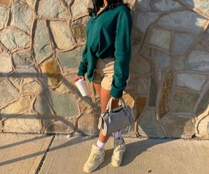 bags, sneakers, and fashion image