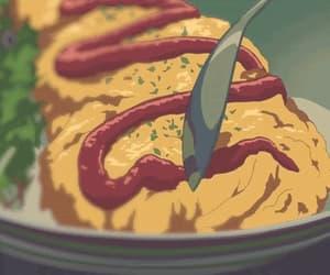 anime, comida, and japanese food image