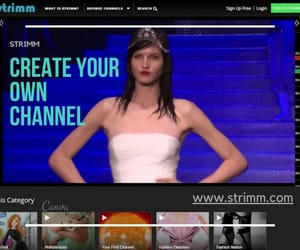 create your own channel image