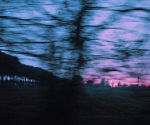 alternative, purple, and blue image