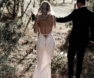 couples, fashion, and wedding image