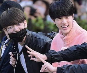 bts, seokjin, and jungkook image