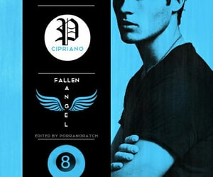 patch cipriano, book, and becca fitzpatrick image