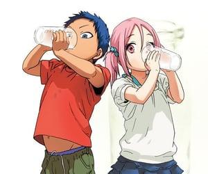 anime, aomine, and manga image