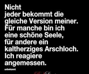 deutsch, version, and spruch image