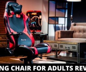 best gaming chair, gaming, and gaming chair for adults image