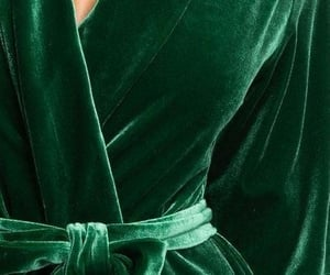 aesthetic, emerald, and style image