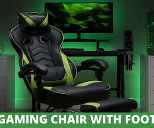 comfortable and best gaming chair image