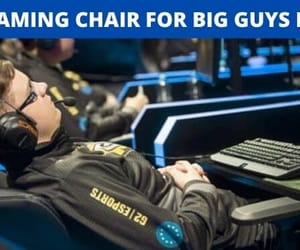 comfortable, best gaming chair, and gaming image