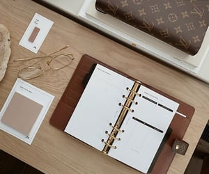 agenda, fashion, and Louis Vuitton image