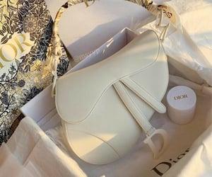 bag, dior, and handbag image