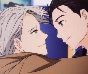anime, victor, and yuri image