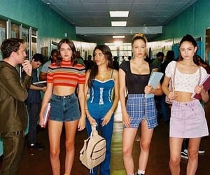 90s, aesthetic, and girls image