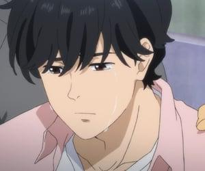 anime, tears, and banana fish image
