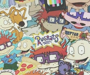 wallpaper, rugrats, and cartoon image