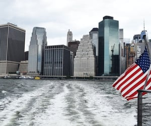 city, new york, and united states image
