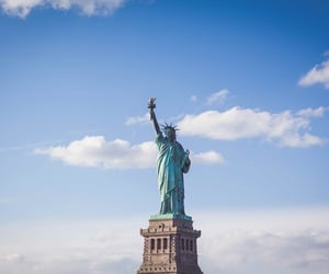 new york, nyc, and united states image