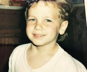 blonde, kid, and vintage image