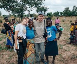 africa, micaela von turkovich, and boy image