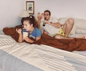 aesthetic, couple, and ice cream image