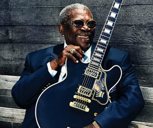 guitarist, record producer, and LUCILLE image