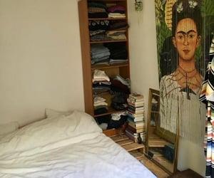 art, kahlo, and wall image