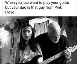david gilmour, comfortably numb, and your dad is the guy image