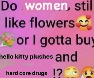 drugs, hello kitty, and meme image