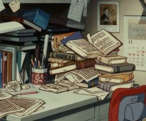 anime, book, and ghibli image
