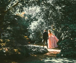 aesthetic, couple, and fairytale image