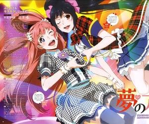 anime, covers, and idols image