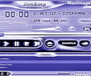 2000s, cyber, and mine image