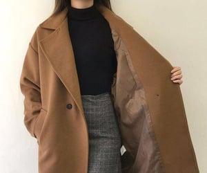 asian, coat, and girly image