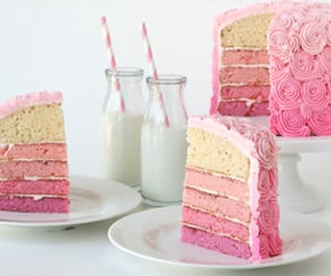 Pink Layer Cake | by Glorious Treats on Flickr Delicious and Gorgeous cake in various tones ofpink from light pink, rose pink, and also cream tones. Amazing photograph