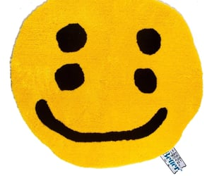 smiley, yellow, and y2k image