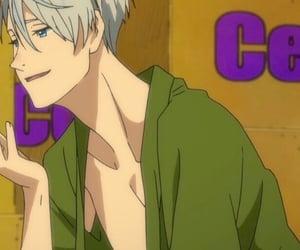 anime, matching icons, and yuri!!! on ice image