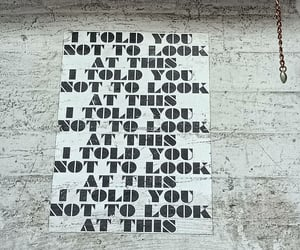 grafitti, street art, and words image